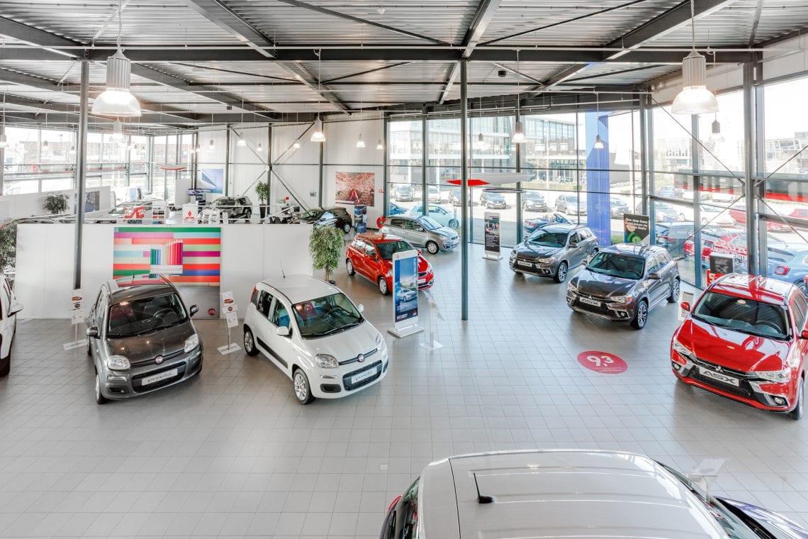 Mitsubishi leasen bij Auto Aaltink