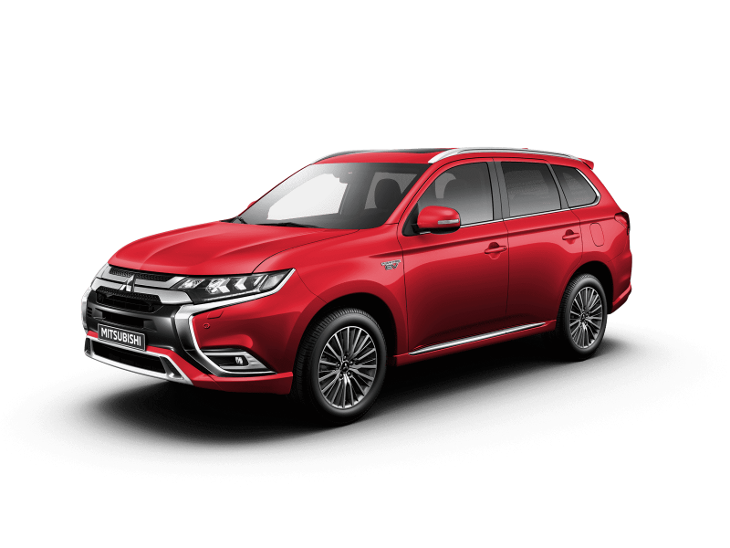 Outlander PHEV Intense+