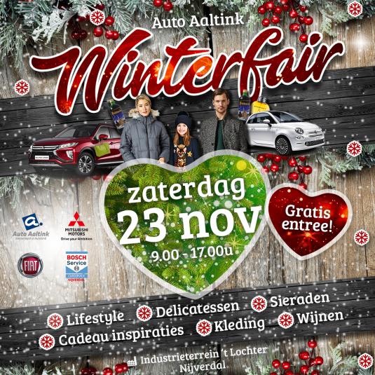 Auto Aaltink Winterfair 2019